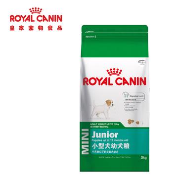 法国皇家ROYAL CANIN 小型犬幼犬粮专用狗粮2kg MIJ31 小图 (0)