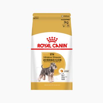 法国皇家ROYAL CANIN 迷你雪纳瑞成犬粮 3kg 小图 (0)