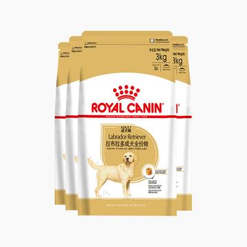 法国皇家ROYAL CANIN 拉布拉多成犬粮 3kg*4 小图 (0)
