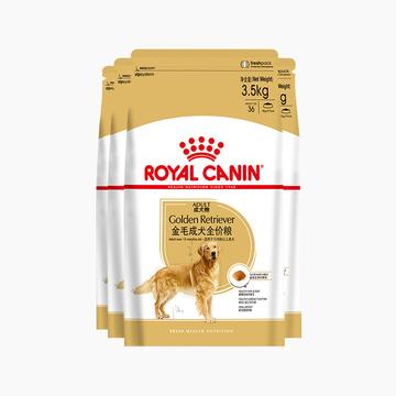 法国皇家ROYAL CANIN 金毛成犬粮 14kg(3.5kg*4) 小图 (0)