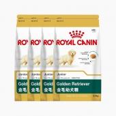 法国皇家ROYAL CANIN 金毛用幼犬粮14kg(3.5kg*4) AGR29