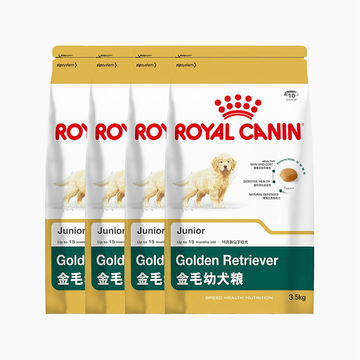 法国皇家ROYAL CANIN 金毛用幼犬粮14kg(3.5kg*4) AGR29 小图 (0)