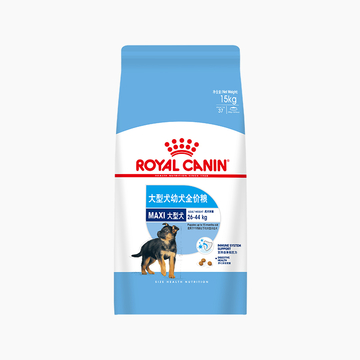 法国皇家Royal Canin 大型犬幼犬粮 15kg 小图 (0)