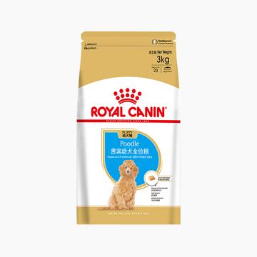 法国皇家ROYAL CANIN 贵宾幼犬粮专用狗粮3kg APD33 小图 (0)
