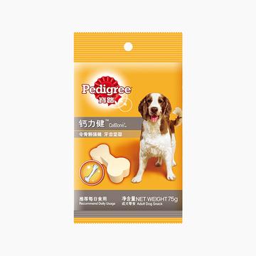 宝路Pedigree 钙力健 成犬零食 75g 小图 (0)