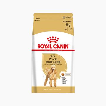 法国皇家Royal Canin 泰迪贵宾专用成犬粮 3kg PD30 小图 (0)