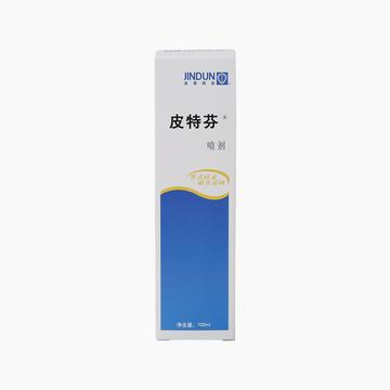 金盾 皮特芬喷剂 猫狗真菌性皮肤病药 100ml 小图 (0)