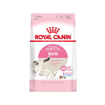 法国皇家ROYAL CANIN 1-4个月幼猫奶糕400g BK34 小图 (0)