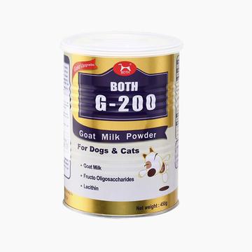 BOTH 山羊奶粉450g 适用幼猫幼犬怀孕犬猫 提高免疫力 小图 (0)