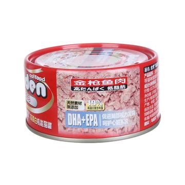 金赏Golden 金枪鱼味猫罐头170g 猫湿粮 小图 (0)