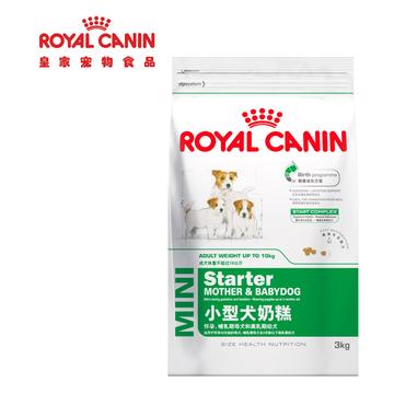 法国皇家ROYAL CANIN 小型犬粮怀孕哺乳离乳奶糕 3kg MIS30 小图 (0)