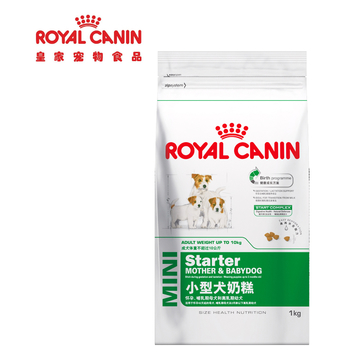 法国皇家ROYAL CANIN 小型犬离乳期奶糕1kg MIS30 小图 (0)