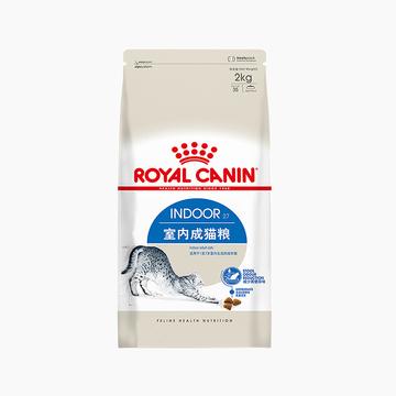皇家ROYAL CANIN 室内成猫猫粮2kg i27 小图 (0)