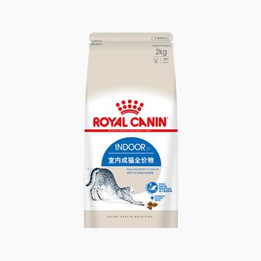 法国皇家Royal Canin 室内成奇米影视盒奇米影视盒粮 2kg i27