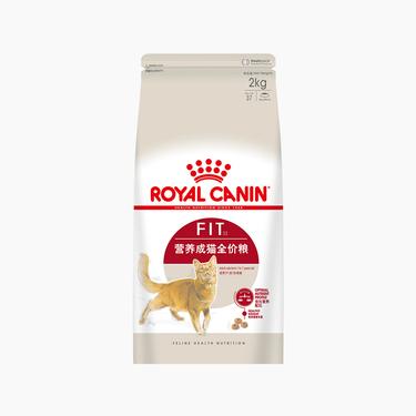 法国皇家Royal Canin 理想体态营养成奇米影视盒粮2kg F32