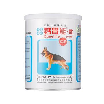 佑达发育宝 钙胃能450g 犬猫用补钙配方 增强体质 小图 (0)