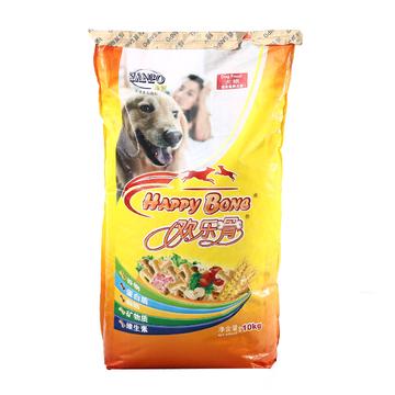 珍宝 欢乐骨成犬粮超高性价比狗粮10kg 小图 (0)