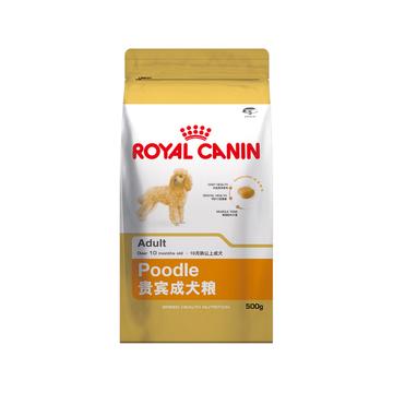 法国皇家ROYAL CANIN 泰迪贵宾成犬粮专用狗粮500g PD30 小图 (0)