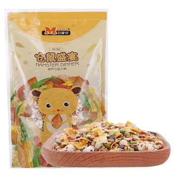 Minishow 迷你秀仓鼠盛宴营养鼠粮800g 小图 (0)