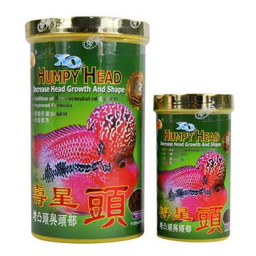 新加坡傲深XO寿星头二代罗汉鱼饲料起头增色小型鱼粮中大粒 小图 (0)