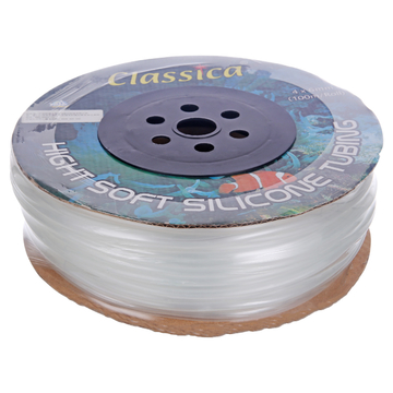 仟湖CLASSICA/卡士佳氧气管 增氧管 气泵软管气管白色4mm*6mm 一米价 小图 (0)