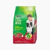 康多乐牛肉肝蔬菜成犬粮狗粮1.5kg