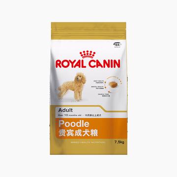 法国皇家ROYAL CANIN 泰迪贵宾成犬粮专业狗粮7.5kg PD30 小图 (0)