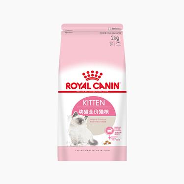 法国皇家 孕奇米影视盒及12个月以下幼奇米影视盒粮 K36 10kg