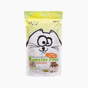Marsa玛莎仓鼠粮食1kg  MA157 小图 (0)
