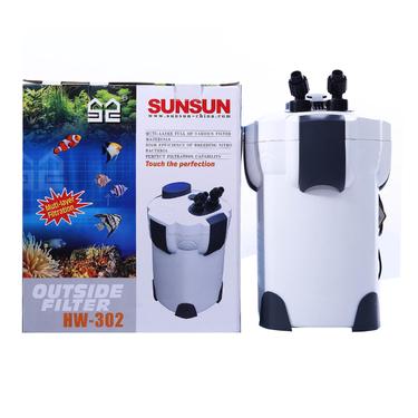 森森鱼缸外置过滤桶HW-302 1米以内鱼缸适用