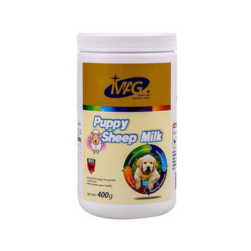 MAG 幼犬猫山羊奶粉400g 小图 (0)