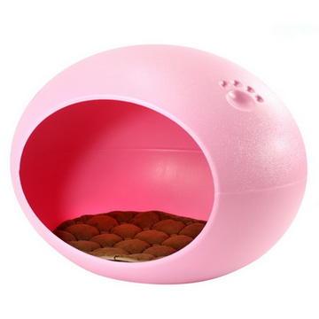 捣蛋鬼蛋形宠物窝 内附海绵垫、网格垫 小图 (0)