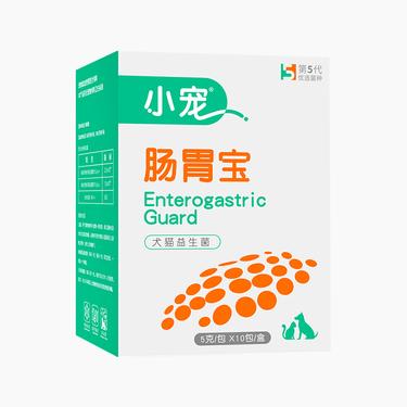 小寵EHD 犬貓腸胃寶益生菌 5g*10包 調理腸胃促消化