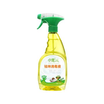 小宠EHD 宠物环境祛味消毒液 白兰香型 500ml 小图 (0)