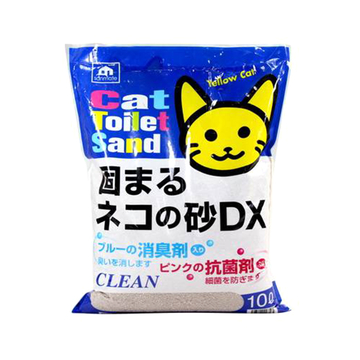 莎美特Sanmate 吸水耐用型膨润土猫砂(10L) 7.5kg 小图 (0)