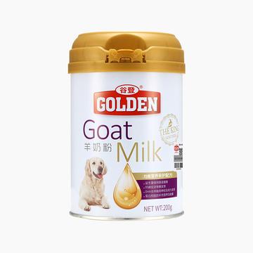 谷登 羊奶粉200g 猫狗通用 补充能量提高免疫力 小图 (0)