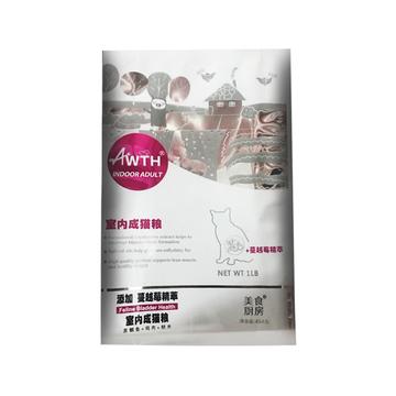 美食厨房-室内成猫蔓越莓配方(泌尿配方)1磅454g 小图 (0)