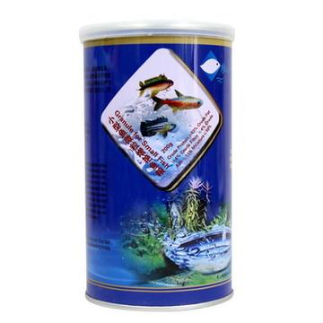 水亿方小型鱼微粒灯科孔雀剑鱼小型幼鱼饲料200G 小图 (0)