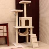 斑卓 猫爬架BT-18023 宠物用品 猫玩具 猫窝吊床