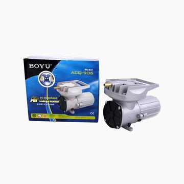 博宇空气压缩机直流可移动电瓶氧气泵增氧泵 小图 (0)