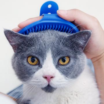 哈特丽 宠物按摩美容手套 犬猫通用 小图 (0)