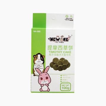 New Age小动物提摩西草饼100g 小图 (0)