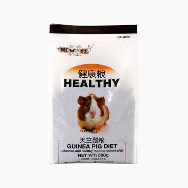 NEW AGE健康天竺鼠/荷蘭豬糧/飼料500g