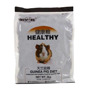 NEW AGE健康天竺鼠/荷兰猪粮3kg 小图 (0)