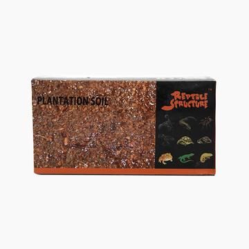 Reptile Structure 爬虫无菌土椰土椰砖垫材700g 陆龟黄缘龟红玫瑰蜘蛛适用 小图 (0)
