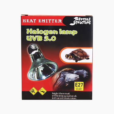 【清倉】Reptile Structure 蜥蜴陸龜箱加熱燈太陽UVA燈日光燈加溫燈50W