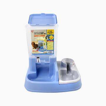 爱丽思IRIS 自动喂食喂水器 JQ-350 犬猫通用 小图 (0)