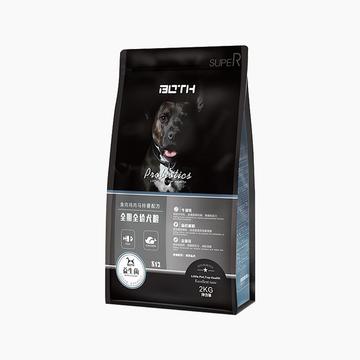 BOTH 益生菌配方全价全期犬粮 2kg S12   小图 (0)