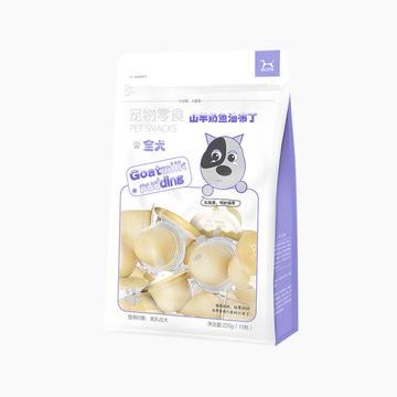 BOTH 全犬期山羊奶深海鱼油果冻布丁狗零食 15g*15粒 小图 (0)