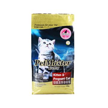 佩玛思特 幼猫及怀孕母猫粮10kg 小图 (0)